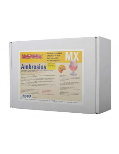 Kit extrait de malt Brewferm AMBROSIUS pour 10 l