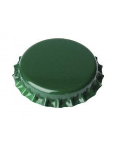 CAPSULES COURONNES 29 MM VERT