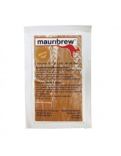 Levure à bière sèche mauribrew Ale 514 12,5 g