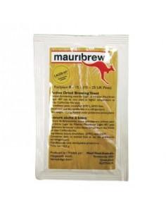 Levure à bière sèche mauribrew Lager 497 12,5 g