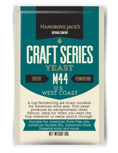 Levure à bière sèche US West Coast M44