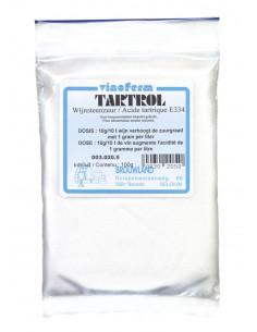 Acide tartrique Vinoferm tartrol 100 g