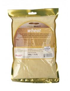 Extrait de malt poudre Muntons froment 12 EBC 500 g