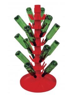 égouttoir rotatif pr 81 bouteilles