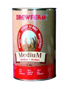 Extrait de malt liquide medium 1,5 kg