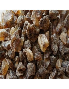sucre candi brun morceaux
