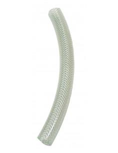 Tuyau pvc 10x15 mm renforcé nylon par mètre