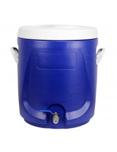 Cuve d'empâtage et filtration isolée  56 l