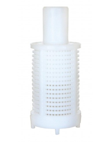 Filtre d'aspiration corbeil plastique 20mm