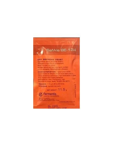 Fermentis levure à bière sèche SafAle BE-134 - 11,5 g