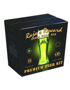 Kit à bière India Pale Ale (Raja's Reward) pour 23 litres de bière