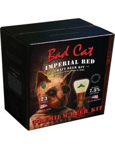 Kit à bière Bad Cat Imperial Red