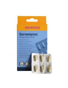Brewferm Servomyces nutriment de levure - 6 capsules