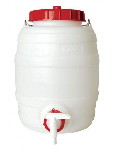 Fût de fermentation de Fabrication Française de 10 litres complet