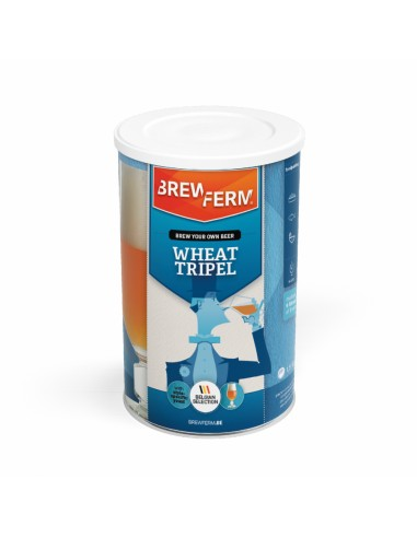 Kit à bière BREWFERM Wheat Tripel 9 l
