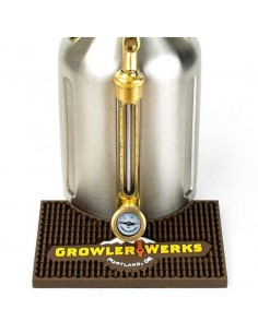 GrowlerWerks uKeg™ 64 tapis de comptoir