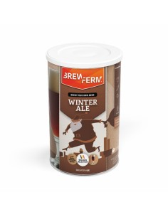 Kit à bière BREWFERM Winter Ale 7 l