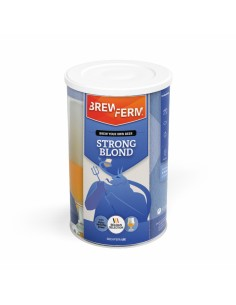 Kit à Bière BREWFERM Strong Blond pr 9 l