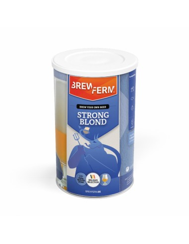 Kit à Bière BREWFERM Strong Blond pr 9 l