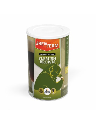 Kit à bière BREWFERM Flemish Brown pr 12 l