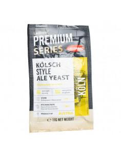 LALLEMAND levure à biere sèche Köln - 11 g