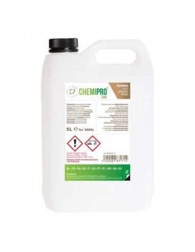 Chemipro SAN 5 L - désinfectant sans rinçage (Alternative au Star San)