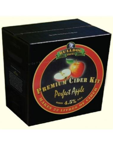 Kit a cidre Bulldog Brews Perfect Apple Cider Kits (23L)