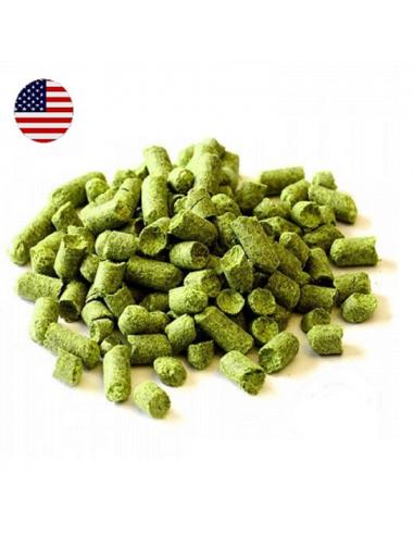 Houblon Apollo (US) en pellets pour le brassage de la bière