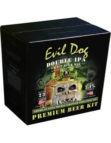Kit à bière Evil Dog American Double IPA pour 23 litres