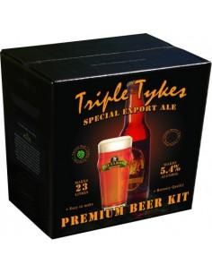 Triple Tykes 4kg Special Export Ale