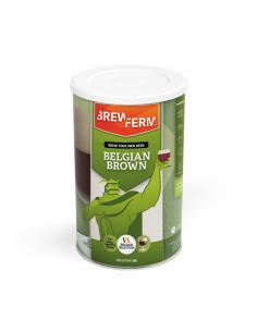Kit à bière Belgian Brown BREWFERM pour 15 l