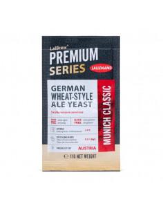 LALLEMAND levure à bière sèche Munich Classic, 11 g