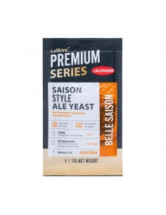 LALLEMAND levure à biere sèche Belle Saison, 11 g