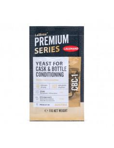 LALLEMAND levure à biere sèche CBC-1, 11 g