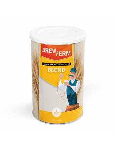 Extrait de malt liquide blond 1,5 kg