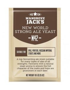 Levure à bière sèche New World Strong Ale M42