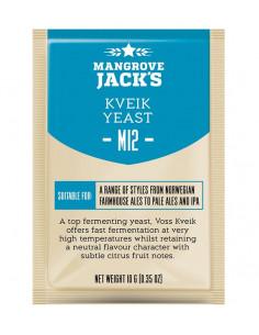 Levure Mangrove Jack's CS M12 Kveik 10g