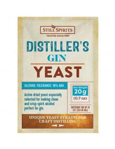 Levure de Gin SS Distiller's 20g