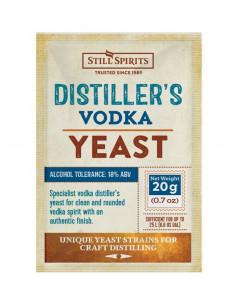 Levure à  Vodka SS Distiller's 20g