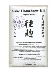 KOJI-KIN 10 g pour 6 kg de riz pour 22 l saké