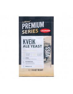levure à bière sèche LalBrew® Premium Voss Kveik Ale - 11 g