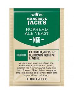 Levure à bière sèche M66 Hophead Ale - 10,5 g