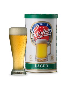 Kit à bière Coopers Lager