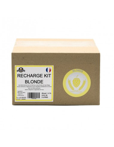 Recharge BLONDE 5L