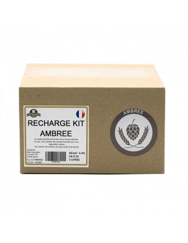 Recharge AMBREE 5L