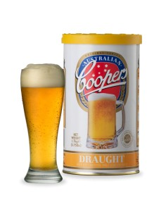 Kit à bière Coopers Draught Ale 1.7 Kg