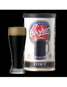 Kit à bière Coopers Stout 1.7 Kg