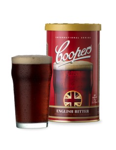Kit à bière Coopers English Bitter (1.7kg)