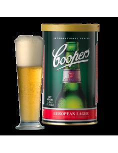 Kit à bière Coopers European Lager (1.7kg)