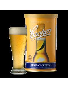 Kit à bière Coopers Mexican Cerveza (1.7kg)
